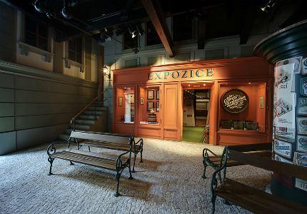 музей пивоварения в Праге