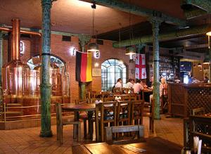 производство пива в грузии