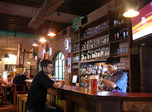 Грузинское пиво