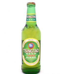 Китайское Азиатское пиво Tsingtao
