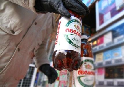 потребление пива в Украине