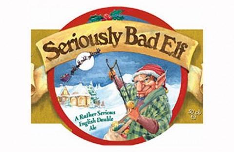 Пиво «Seriously Bad Elf» («Очень злобный Эльф»)