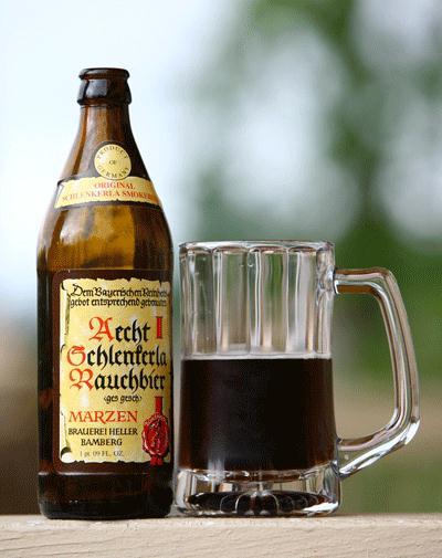 Копченое пиво Rauchbier