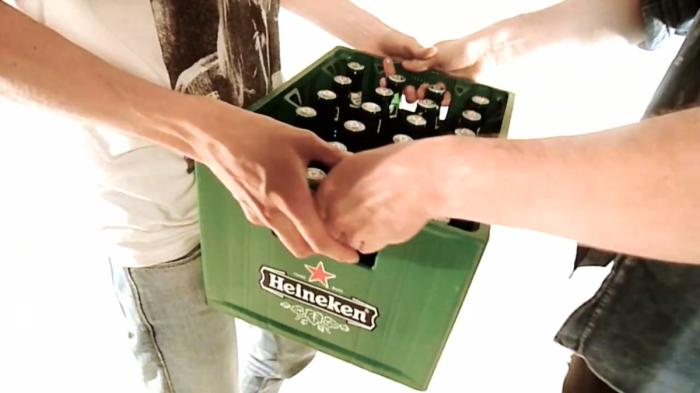 Открывашка для пива