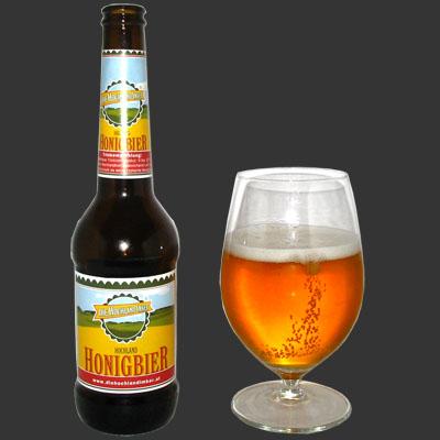 Медовое пиво (honigbier)
