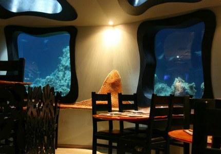 Red Sea Star. Самые необычные бары в мире