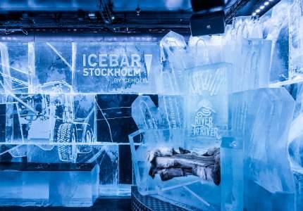 Рейтинг самых необычных баров в мире. Absolut Icebar