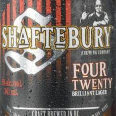 Пиво «Shafterbury 420» («Билль о марихуане»)