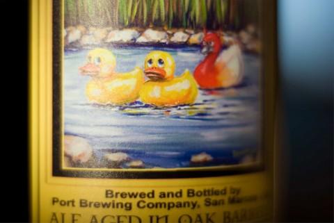 Пиво «Sick Duck» («Больная утка»)