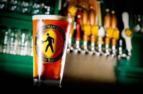 Необычное название пива - Homo Erectus («Человек прямоходящий»)