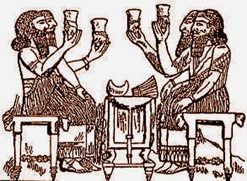 пиво в древности