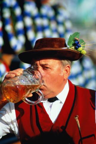 пиво в Англии