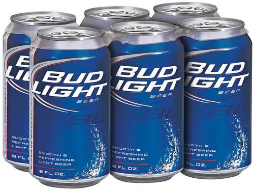 Самые дорогие бренды пива - Bud Light