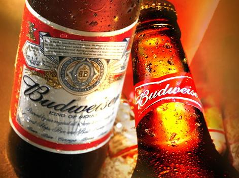 Самые дорогие бренды пива - Budweiser