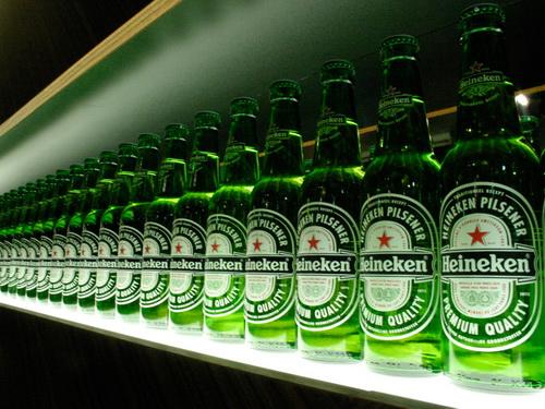 Самые дорогие бренды пива - Heineken