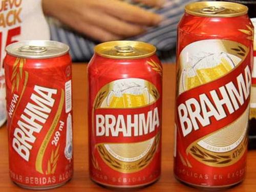 Самые дорогие бренды пива - пиво Brahma