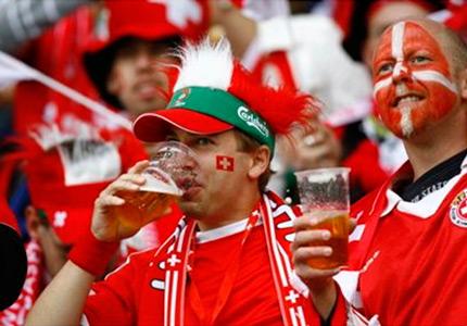 Пиво и футбол