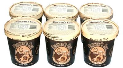 Пивное мороженое