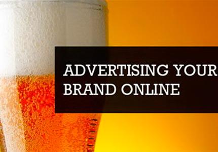 Реклама пива в интернет