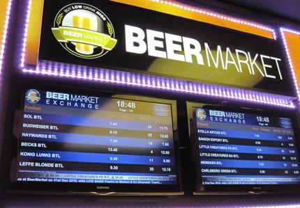 Рынок пива Украины: основные тенденции 2012 года