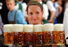 Украинский праздник пива