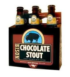 Шоколадное органическое пиво