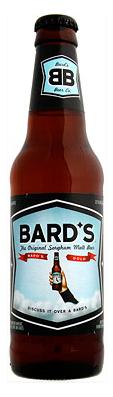 Пиво Bard's Original Sorghum Malt Beer