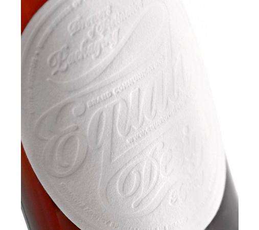 Тактильная упаковка для пива