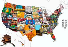 Число американских пивоварен достигло рекордной отметки