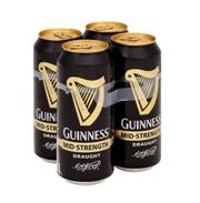 Пиво Guinness Mid-Strength – содержание алкоголя – 2,8% об. алк