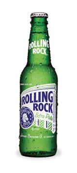 Пиво Rolling Rock Extra Pale – содержание алкоголя – 4,5% об. алк.]