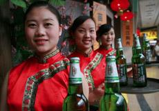 Три пивных бренда попали в топ-50 наиболее ценных китайских марок алкогольных напитков и пива