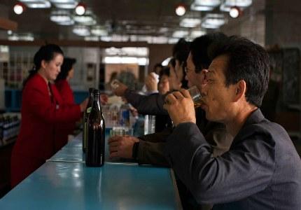 пиво в Корее