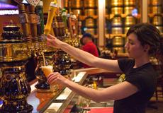 Частные пивоварни США стремятся быть уникальными не только в пиве