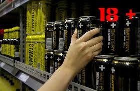 в литве запретили энергетические напитки