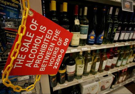 Продажа алкоголя в разных странах мира