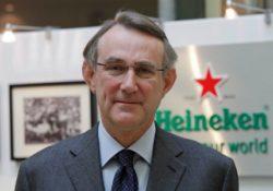 CEO Heineken Жан-Франсуа ван Боксмеер