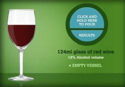 Стандартная порция алкоголя