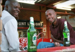 Когда правильно пить пиво. Африка