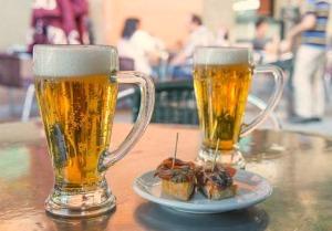 когда правильно пить пиво. пиво на аперитив