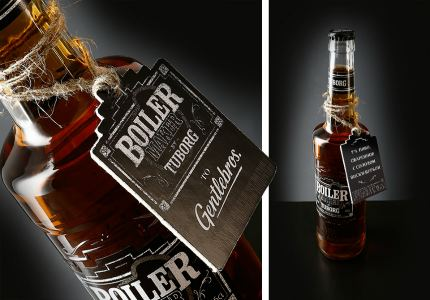 Новый сорт пива Boilermaker от Tuborg