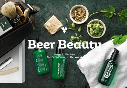 Carlsberg nachal proizvodstvo kosmetiki