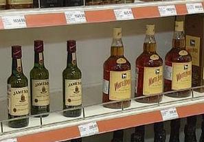 Россия снизила импорт алкоголя