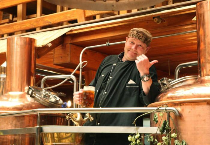 Съезд закарпатских пивоваров