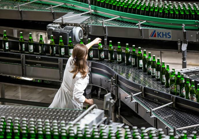производство пива в Украине падает
