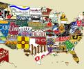 Более 90 пивного рынка США контролируют всего 11 компаний