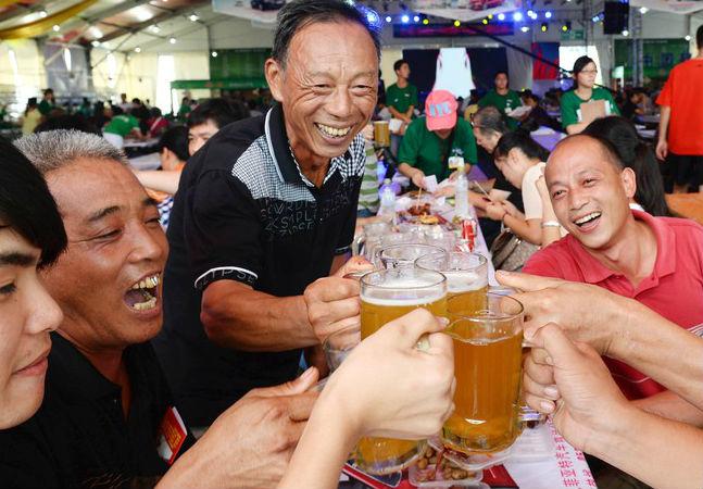 Kitay stal krupneyshim aziatskim pokupatelem belgiyskogo piva