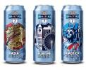 Новый лимитированный дизайн от международного бренда Балтика 7