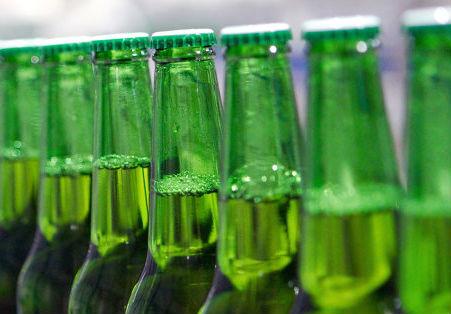 Производство пива в России падает
