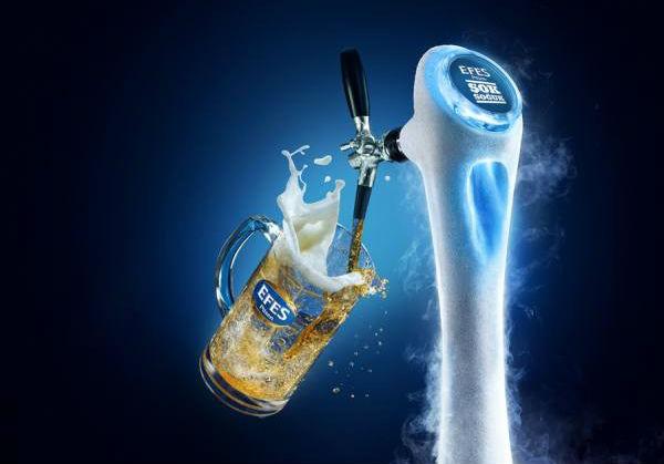 Эфес наладил разлив пива для украинского рынка в Молдове